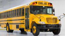 IC Bus Electric CE Series School Bus-web